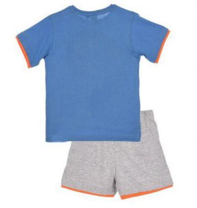 Set tricou + PS Jake-Albastru