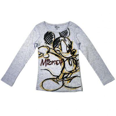 Tricou ML Mickey - Gri