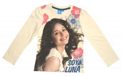 Tricou  ML Soy Luna-Crem