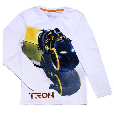 Tricou ML Thor-Alb