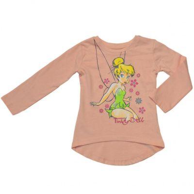 Tricou ML Tinker Bell Roz 8ani(128cm)