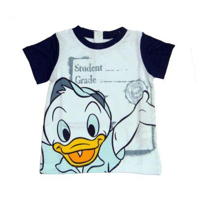 Tricou MS bebe Duck -Bleumarin