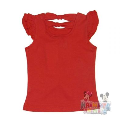 Tricou MS  Minnie-Rosu Rosu 8ani(128cm)