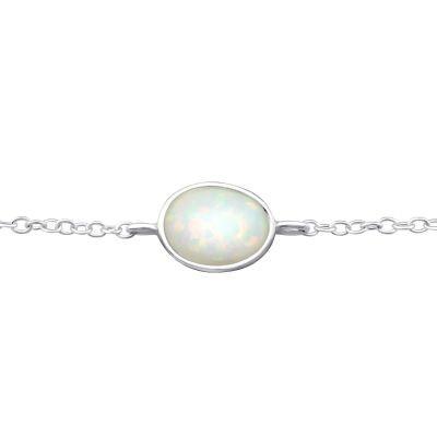 Bratara din Argint 925 cu Opal
