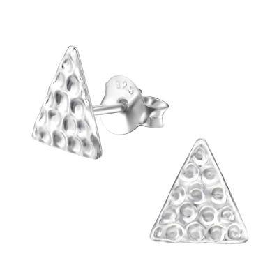 Cercei Triunghi din Argint 925
