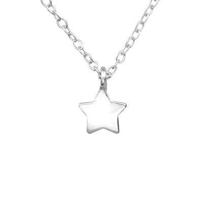 Colier Star din Argint 925