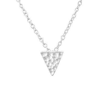 Colier Triunghi din Argint 925