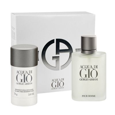 SET CADOU ACQUA DI GIO MEN 100ml