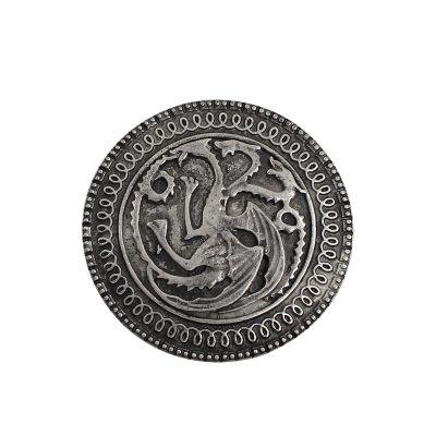 Brosa blazon Game of Thrones Dragon
