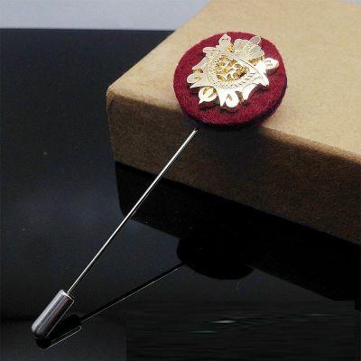 Brosa blazon regal japonez Yakuza