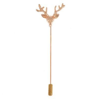 Brosa cap cerb Rudolf