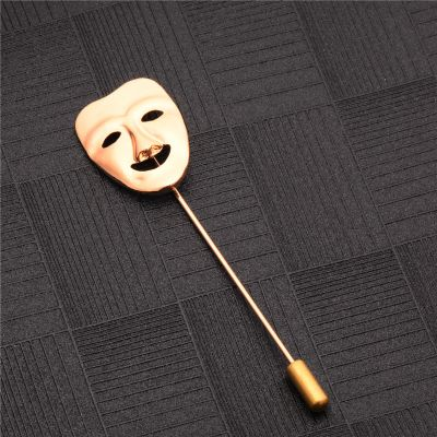 Brosa masca Mask