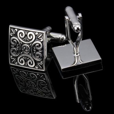 Butoni pentru camasa argintii simbol Masonic