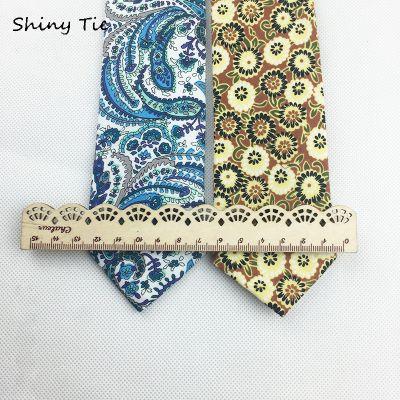 Cravata slim albastru si alb paisley Knight Rider