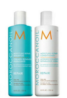OFERTA Moroccanoil repair sampoo+conditioner duo (2x250ml)