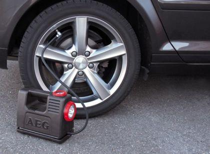 Compresor auto autonom AEG 10 bar