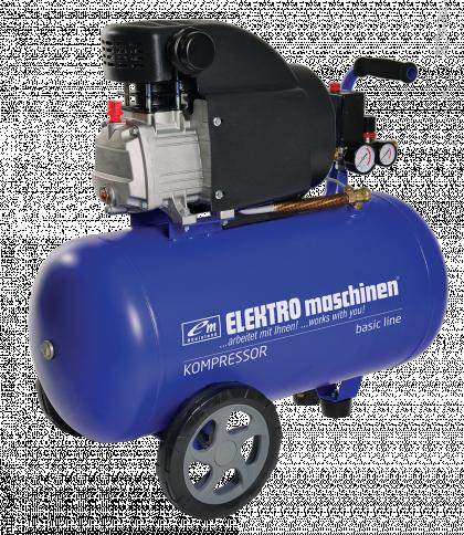Compresor REM Power E 241/8/50