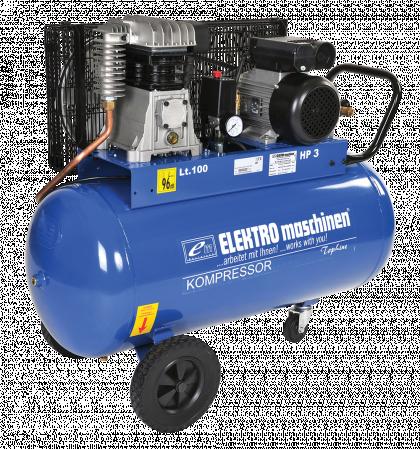 Compresor REM Power E 351/9/100, 230V