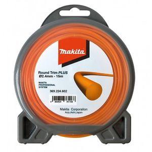 FIR ROUND TRIM PLUS 2.4mm 15m Makita