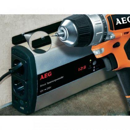 Invertor (convertor) de putere AEG  SW 1000