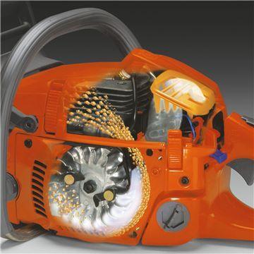 Motoferastrau (Drujba) Husqvarna 372 XP® X-TORQ + CADOU - Sina Oregon + 2 Lanturi