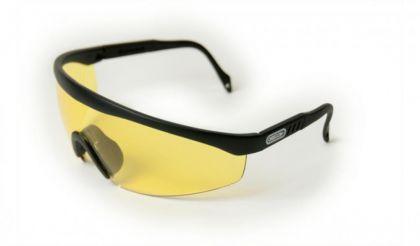 Ochelari de protecție Oregon, Policarbonat, Yellow