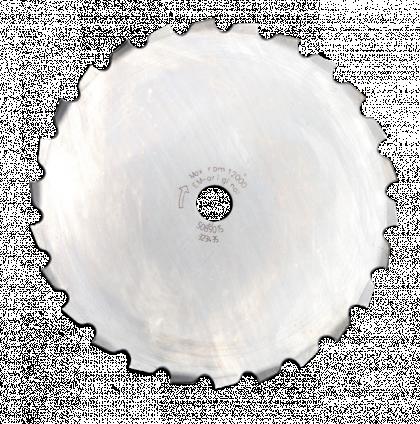 Pânză circulară pentru motocoasă Husqvarna (22-T 200 mm 1