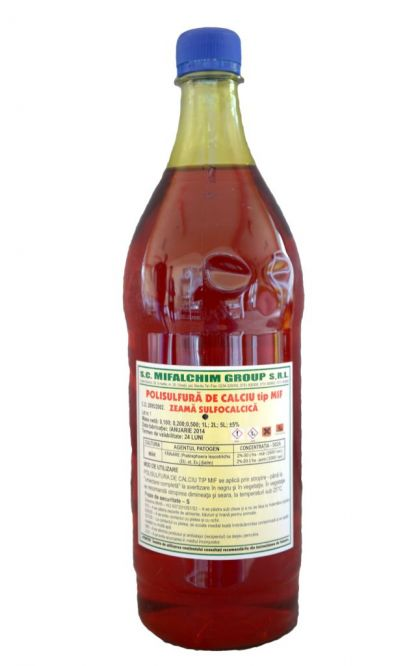 Polisulfură de calciu tip MIF, 1 litru