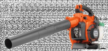 Refulator Husqvarna 125BVX + Kit pentru aspiratie