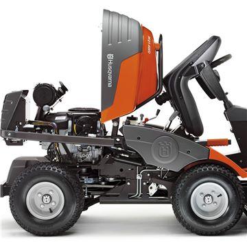 Tractor Tuns Gazon Husqvarna Rider R 422TS AWD