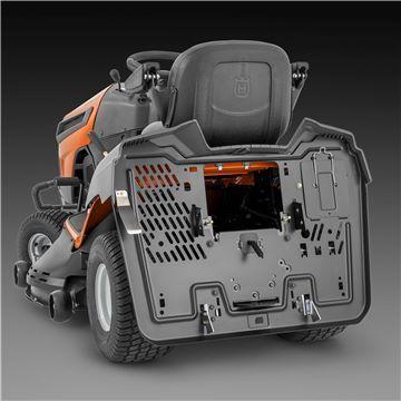 Tractor tuns gazon Husqvarna TC 342T + CADOU