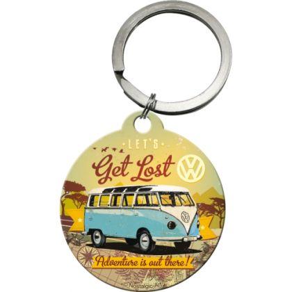 Breloc VW Bulli - Let's Get Lost