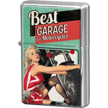 Bricheta metalica Best Garage - Green