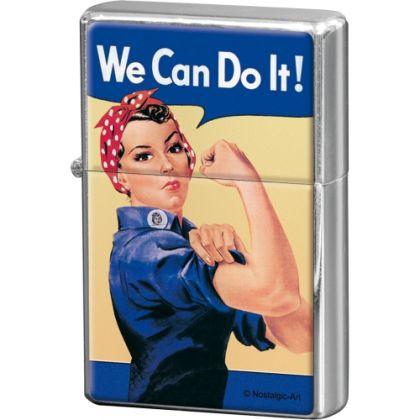 Bricheta metalica We can do it!