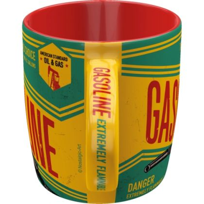 Cana  Gasoline fara cutie