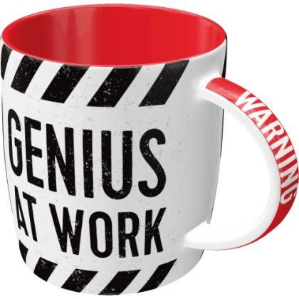 Cana  Genius at work