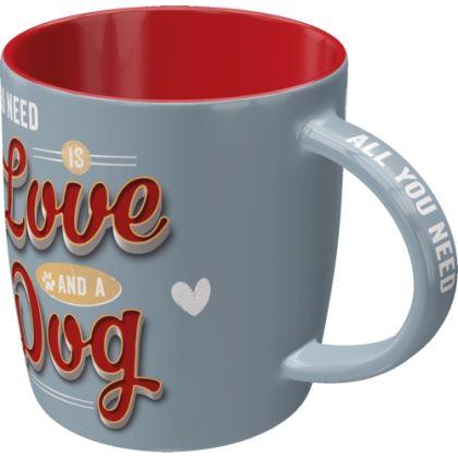 Cana  Love Dog