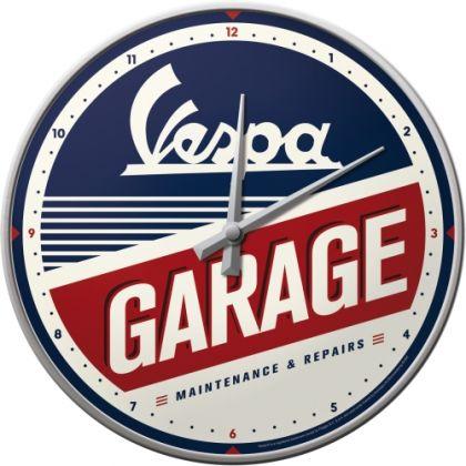 Ceas perete Vespa - Garage
