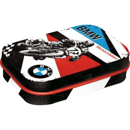 Cutie metalica de buzunar BMW Motorrader