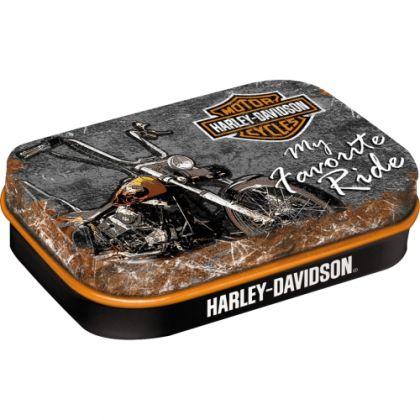Cutie metalica de buzunar Harley-Davidson Favourite Ride