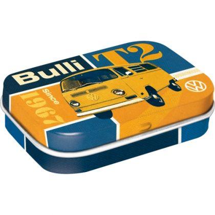 Cutie metalica de buzunar VW T2 Bulli