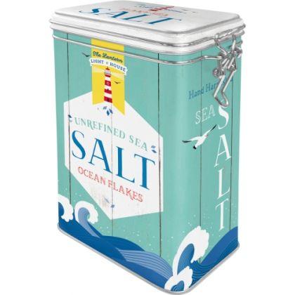 Cutie metalica etansa Salt