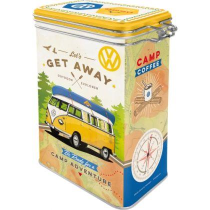 Cutie metalica etansa VW Bulli-Let's Get Away!