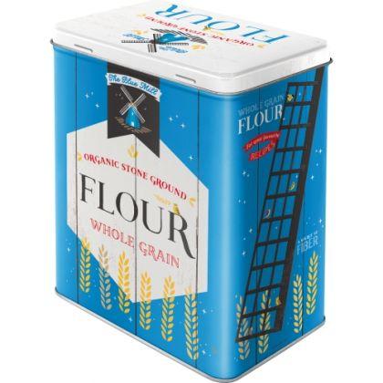 Cutie metalica L Flour