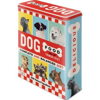 Cutie metalica XL Dog Food