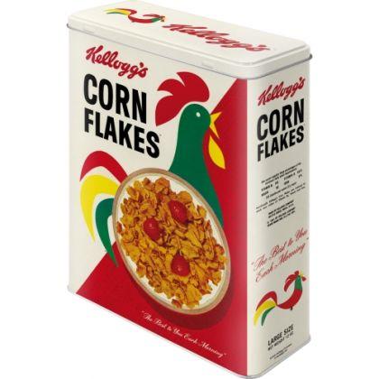Cutie metalica XLKellogg's Corn Flakes Cornelius