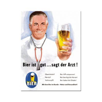 Magnet Bier ist gut Berea este buna, asa zice doctorul!