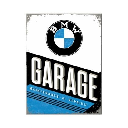 Magnet BMW-Garage