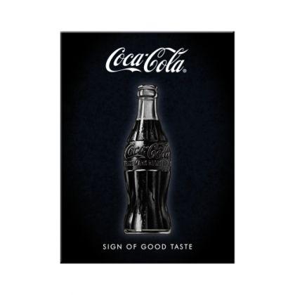 Magnet Coca-Cola - Sign of good taste'
