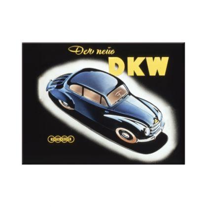 Magnet DKW - Noul DKW